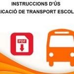 Botó - Manual aplicació de transport en PDF
