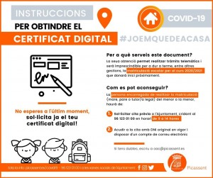 Certificat digital